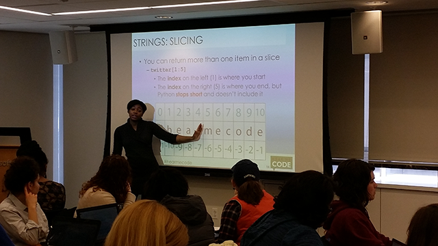 Hear Me Code Provides Safe Space for Women to Learn Code (Capital Community News)